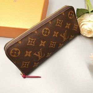 Louis Vuitton Ladies Purse Monogram Multi Wallet
